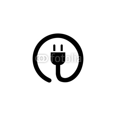 400x400 Power Cord Vector Icon Buy Photos Ap Images Detailview
