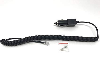 425x319 Car Coiled Power Cord Replacement For Beltronics