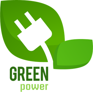 300x297 Green Power Logo Vector (.eps) Free Download
