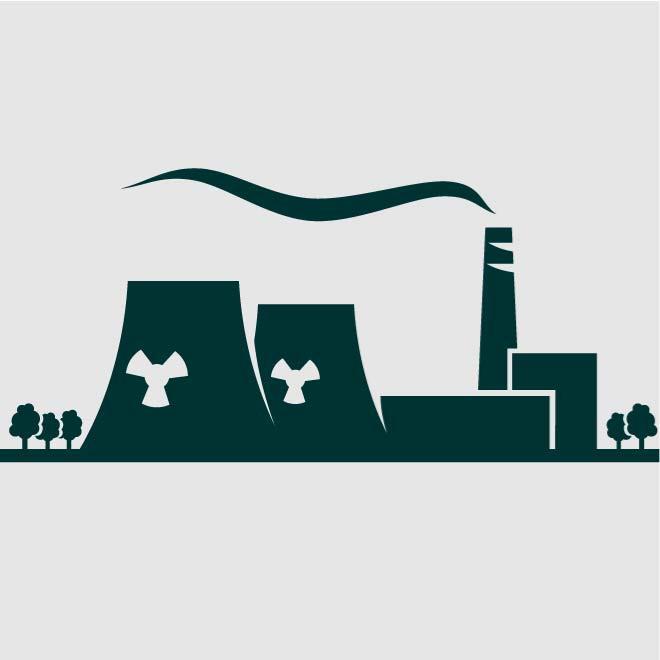 660x660 Nuclear Power Plant