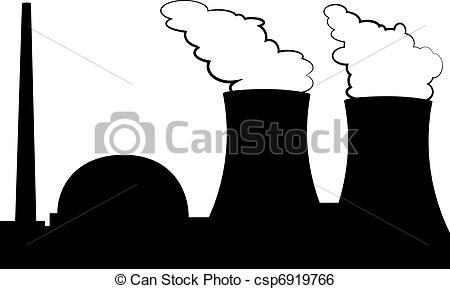 450x289 Illustration Of A Nuclear Power Plant.