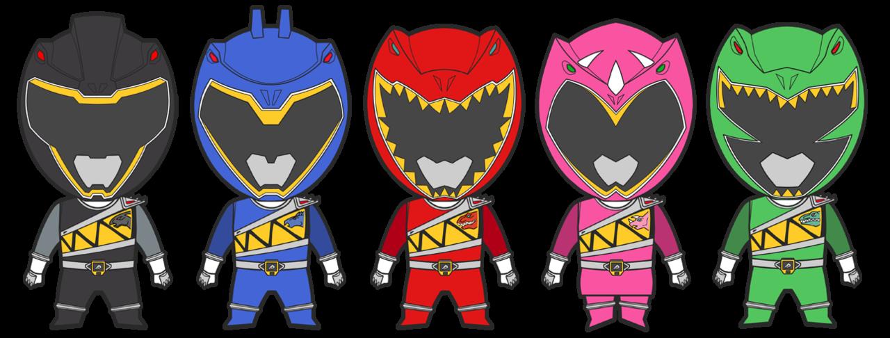 Power Rangers Vector