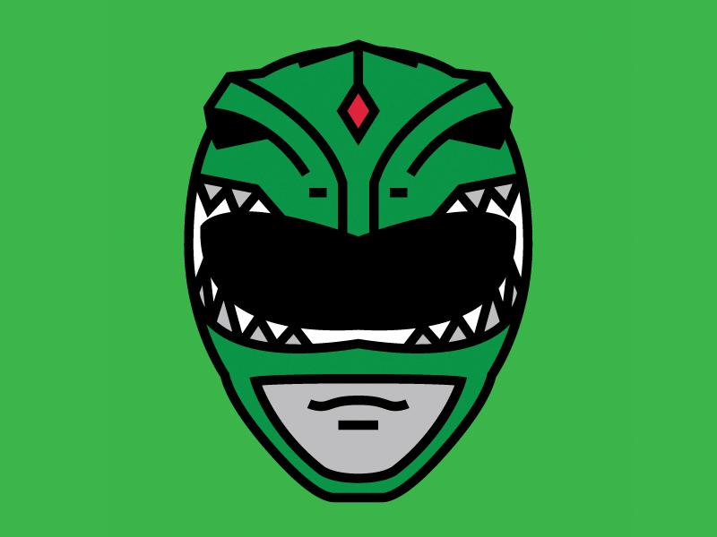 800x600 Power Rangers Illustration Green Ranger By Ross Shafer