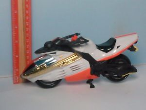 300x225 Power Rangers Time Force Red Ranger Vector Cycle Motorcycle Action