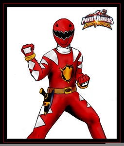 255x300 Red Power Ranger Clipart Free Images