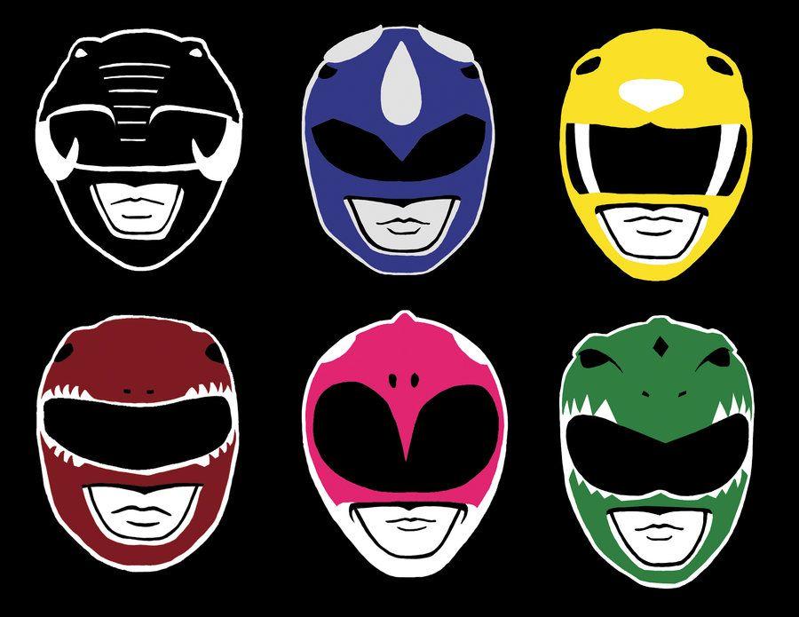 900x695 Vector Go Go Power Rangers By =miss Melis Holidays