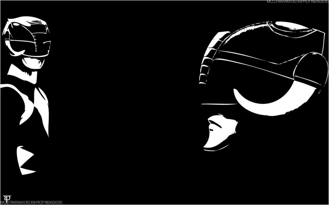 1357x848 Black Mighty Morphin Power Ranger Geekchicpro