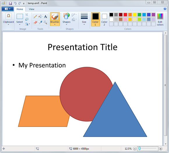 580x526 How To Convert A Powerpoint Presentation To A Vector Image