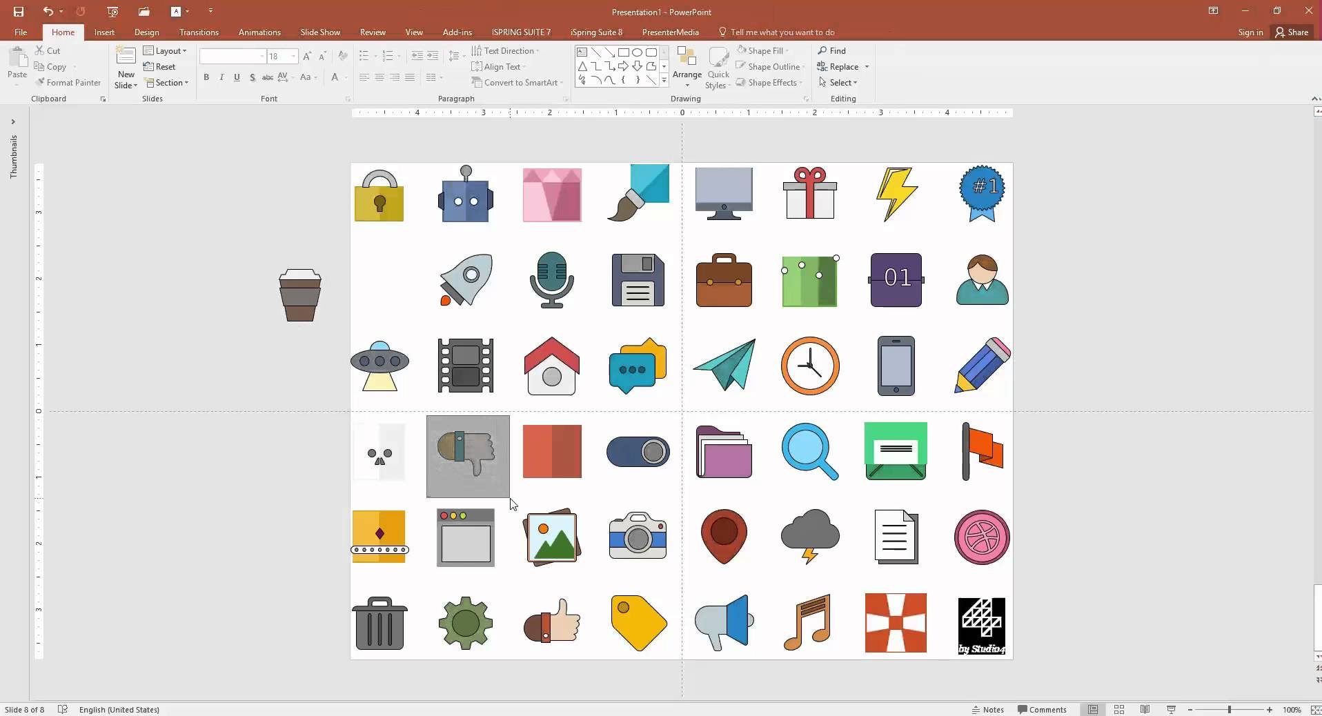 1916x1038 Working With Vector Graphics In Powerpoint