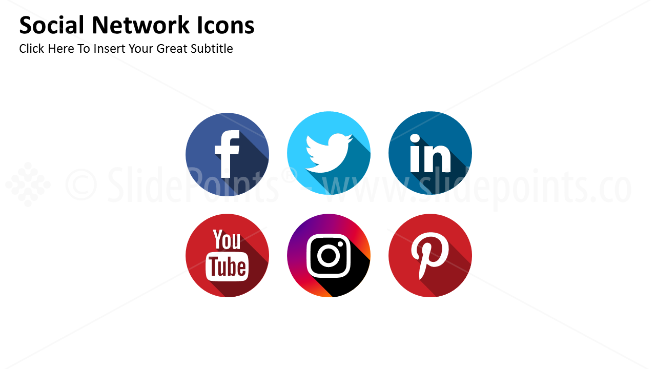 1280x720 Conceptual Vector Icons Powerpoint Slidepoints