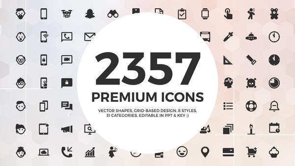 600x338 Powerpoint Amp Keynote Icons