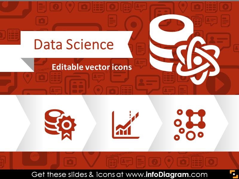 800x600 Data Science Icons Big Data Predictive Analitics Ppt