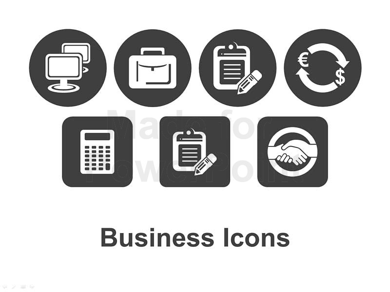 800x600 Business Icons