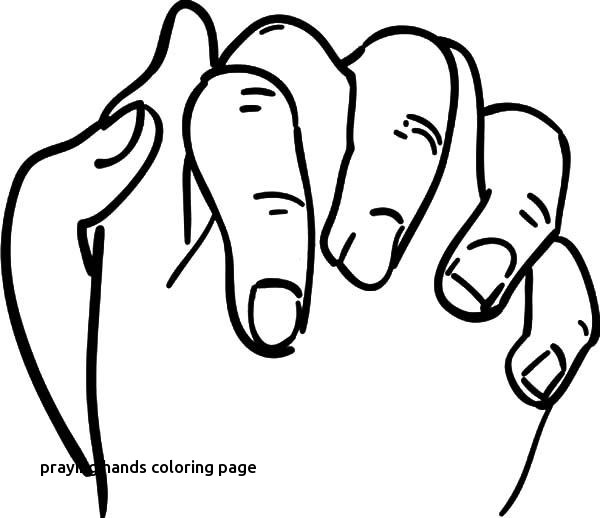 600x518 Praying Hands Praying Hands Best Place To Color For Praying