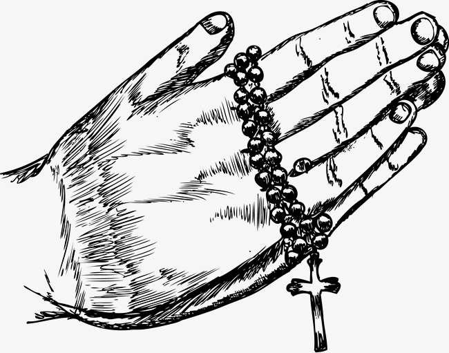 650x511 Cross Praying Hands Vector, Cross Vector, Vector, Prayer Png And