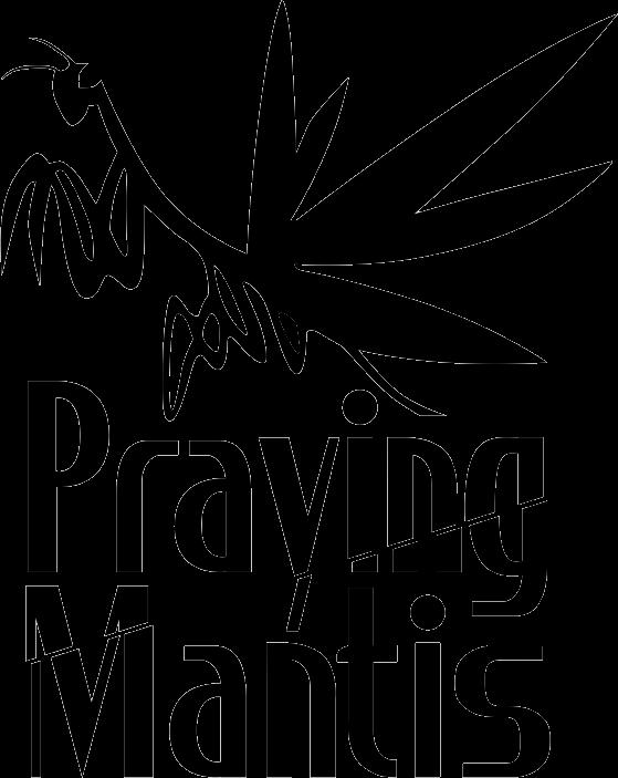 559x703 Praying Mantis Pmc Logo Vector By Kokushovt