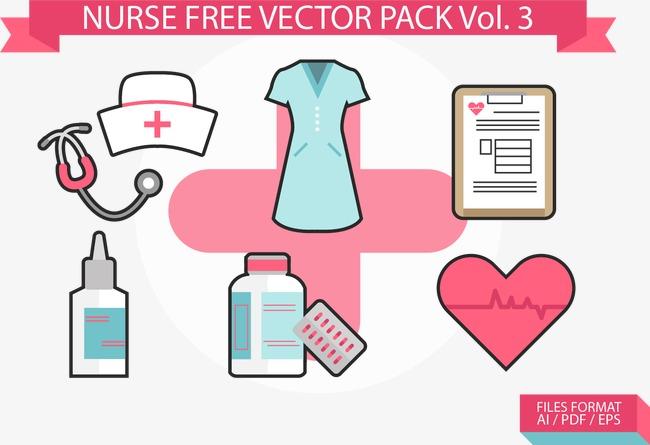 650x445 Vector Health Nurse Prescription, Vector, Doctors, Thermometer Png
