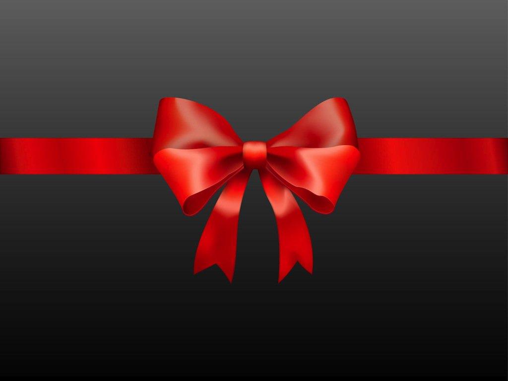 1024x768 Realistic Present Ribbon Vector Art Amp Graphics