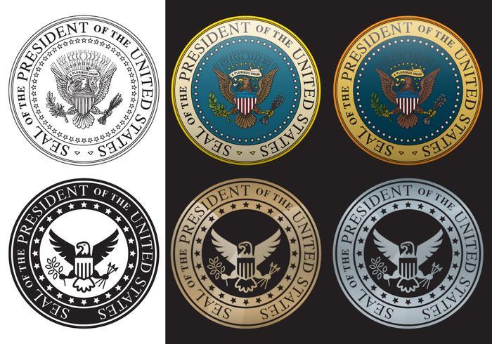 700x490 Presidential Seal