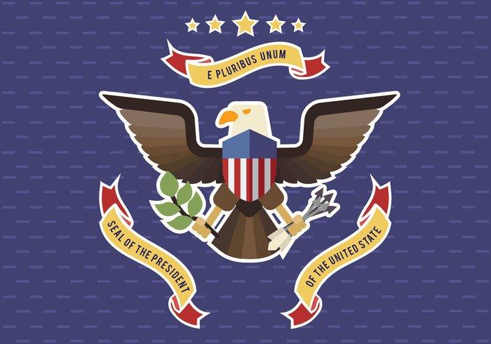 700x490 Presidential Seal Vector