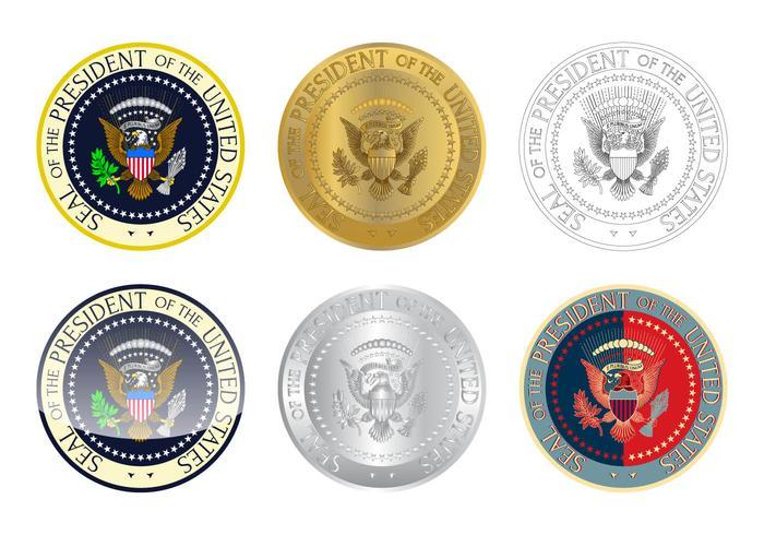 700x490 Free Presidential Seal Logo Vector