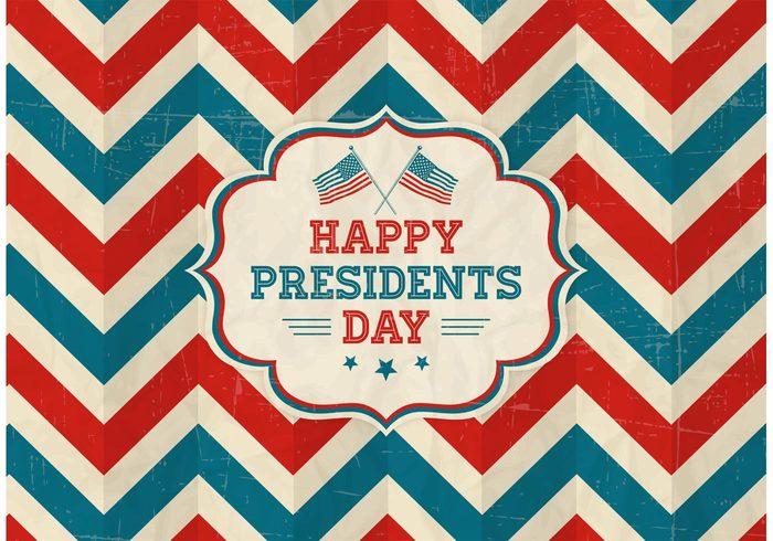 700x490 Free Vector Happy Presidents Day Retro Background 126829