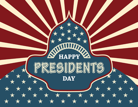 450x348 Happy Presidents Day Vector Free Download Freebek