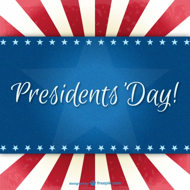 626x626 Presidents Day Background Vector Vector Free Download