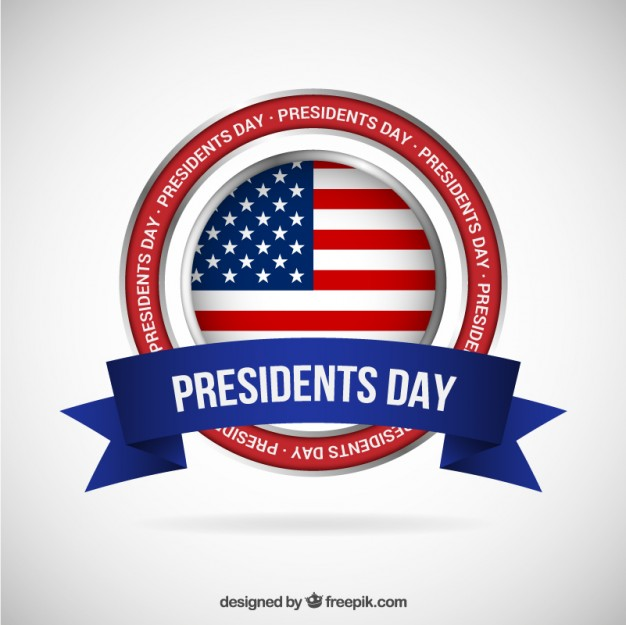 626x625 Presidents Day Banner Vector Free Download