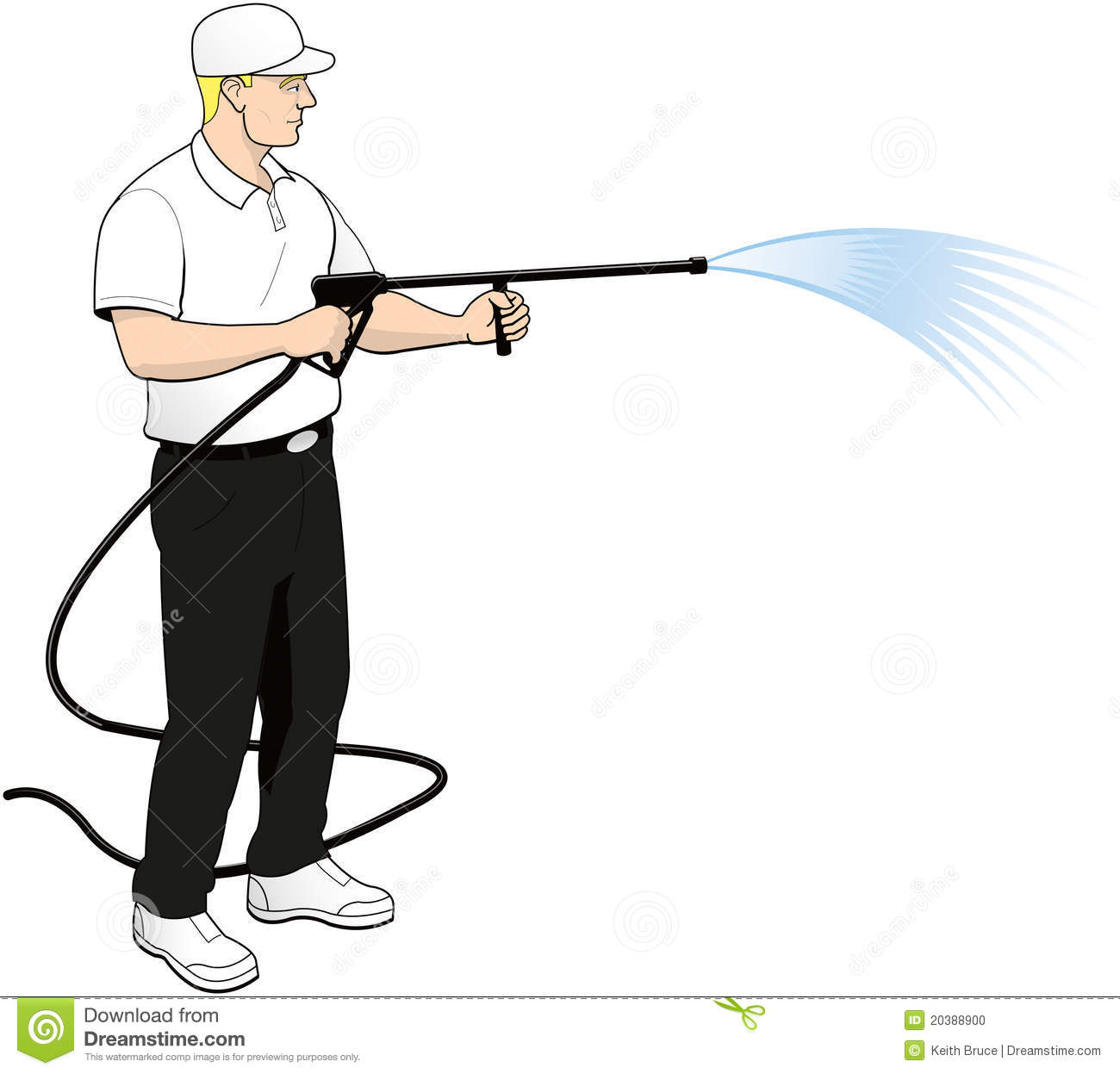 1300x1247 Collection Of Pressure Washing Wand Clipart High Quality