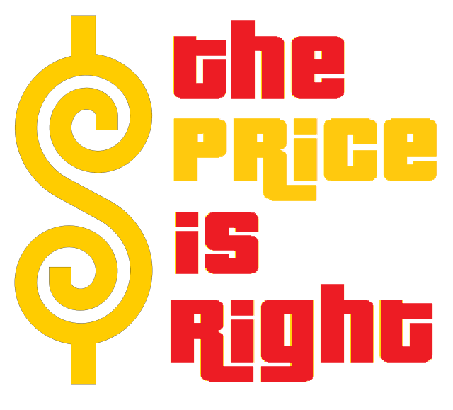 Price Is Right Logos