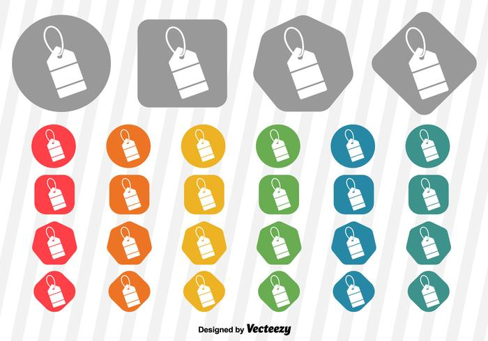 700x490 Price Tag Vector