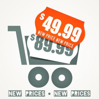 340x340 Big Sale Price Tag Creative Vector 02 Free Download