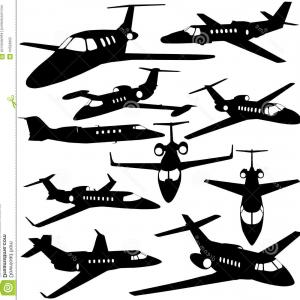 300x300 Vector Fighter Jet Silhouette Set Gm Arenawp