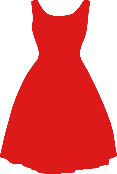 402x598 Collection Of Free Dress Vector Prom. Download On Ubisafe