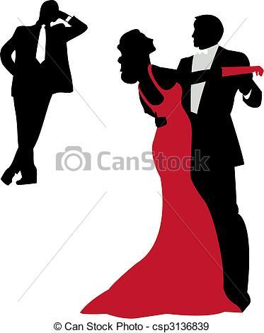 373x470 Elegance Clipart Prom Dress