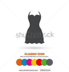 236x246 Evening Dress Vector Stock Photos, Images, Amp Pictures