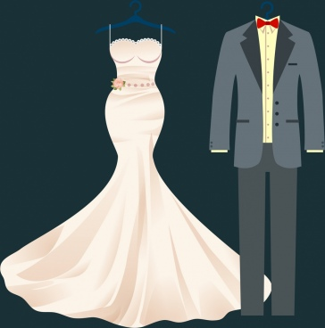 364x368 Formal Dress Vector Free Vector Download (633 Free Vector) For