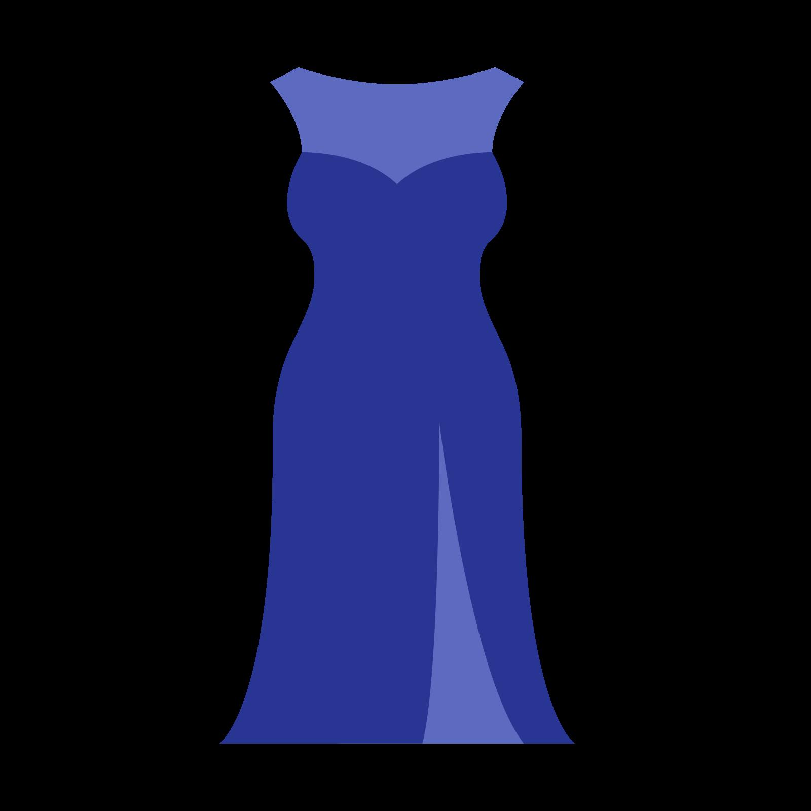 1600x1600 Long Formal Dress Icon