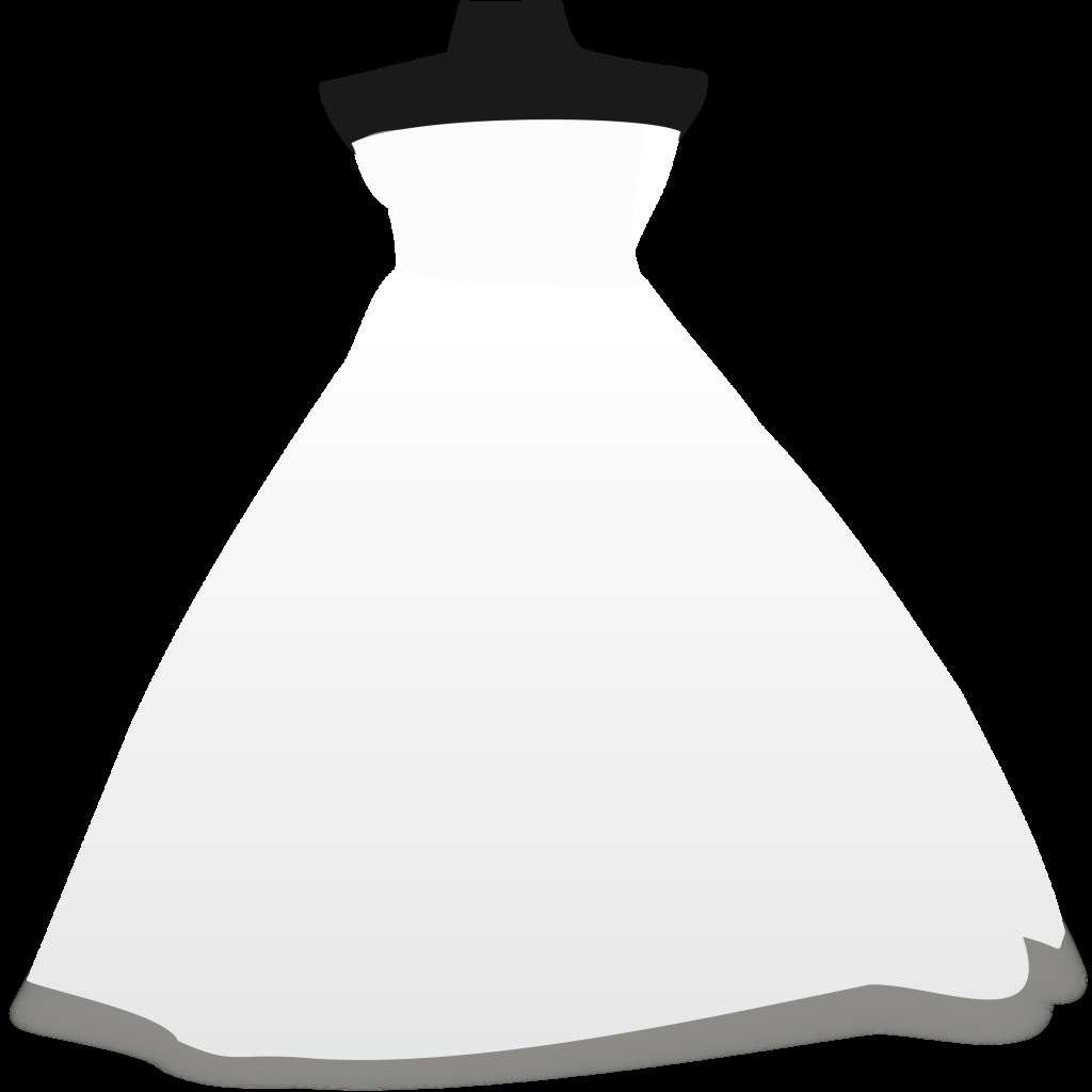 1024x1024 Wedding Dress Vector Png Fresh Formal Dress Clipart Clipart