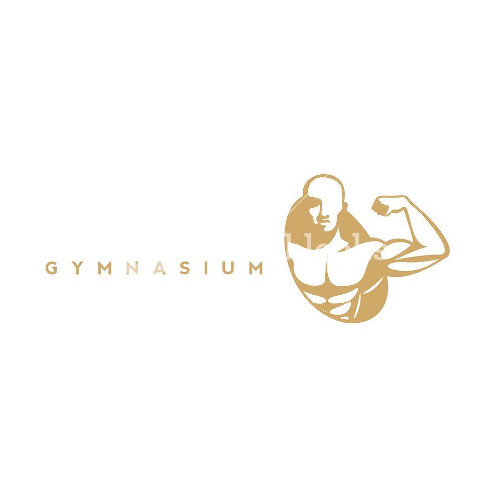 1000x1000 Gymnasium Icon, Fitness And Health, Muscle, Protein, Vector