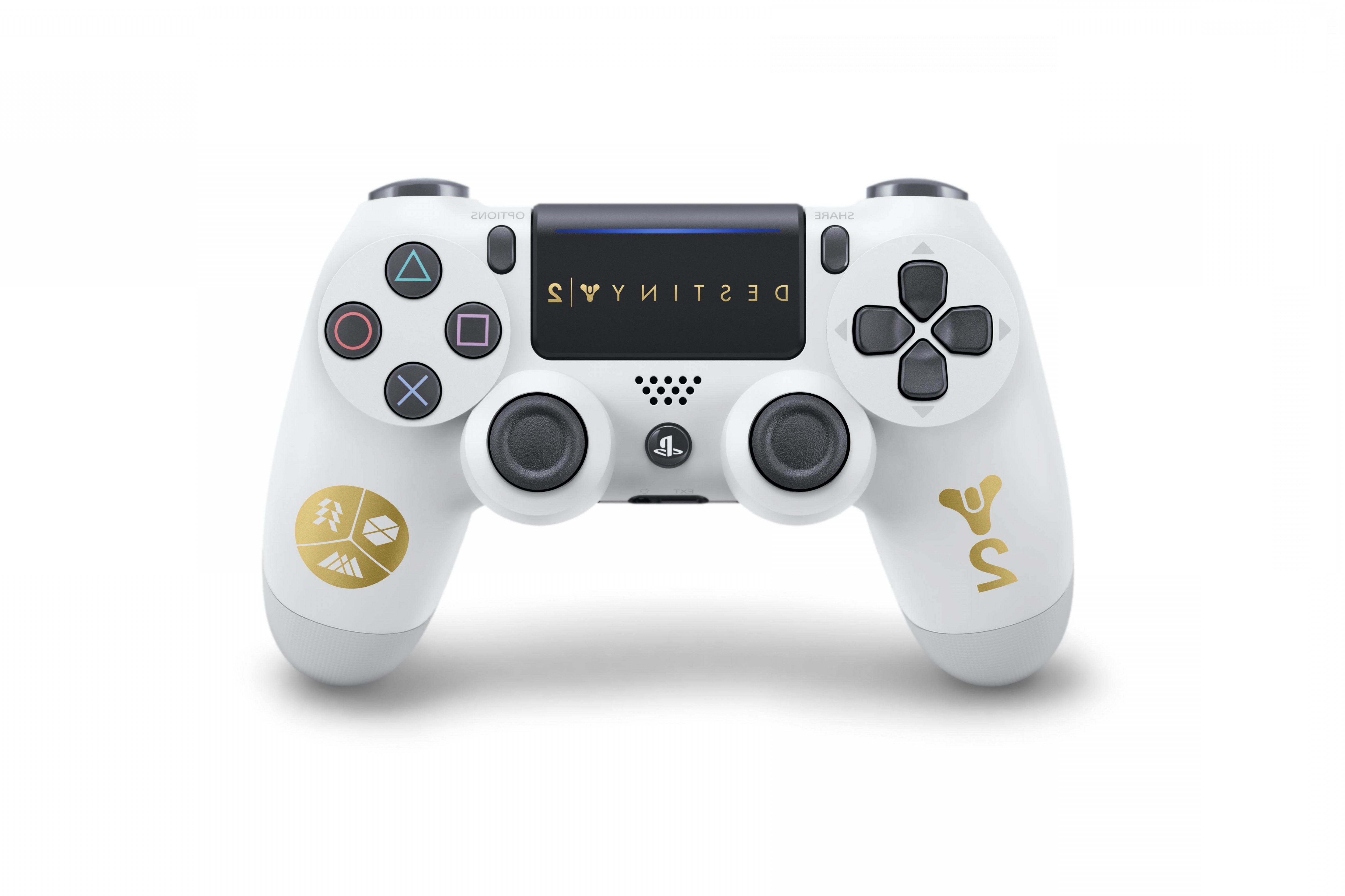 5760x3840 Limited Edition Destiny Dualshock Controller New Ps Bundles