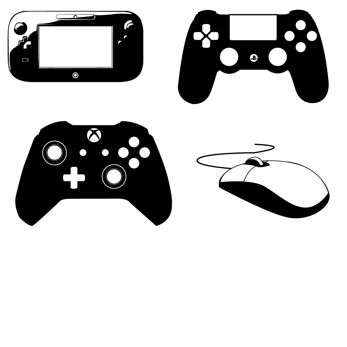 1152x1152 Collection Of Free Controller Vector Dualshock 4. Download On Ubisafe
