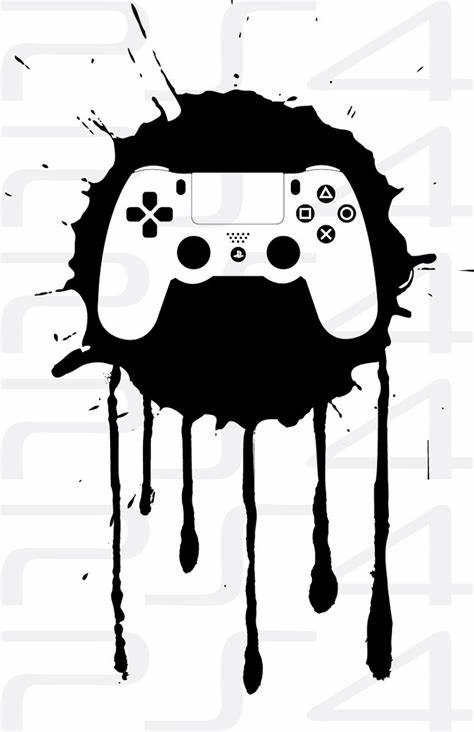474x732 Ps4 Vector. Sony Ps4 Videogame Vector Vector