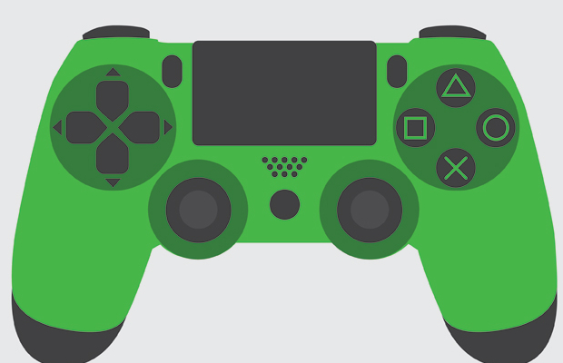 620x400 Drawn Controller Ps4