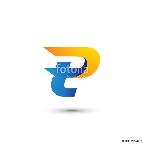 500x500 Letter P T Logo Stock Image And Royalty Free Vector Files On