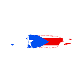 280x280 Flag Map Of Puerto Rico Logo Vector Free Download