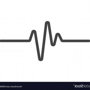 300x300 Photostock Vector Hospital Heart Logo With Pulse Heart Beat Icon