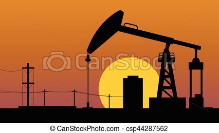 450x273 Opec Crude Oil Pump Jack Landscape.