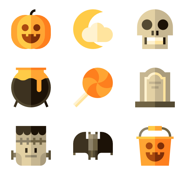 Pumpkin Vector Art